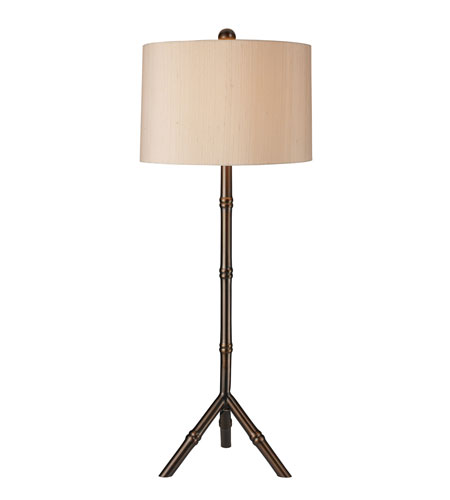 Dimond Stanton 1 Light Table Lamp in Dunbrook D1402D photo