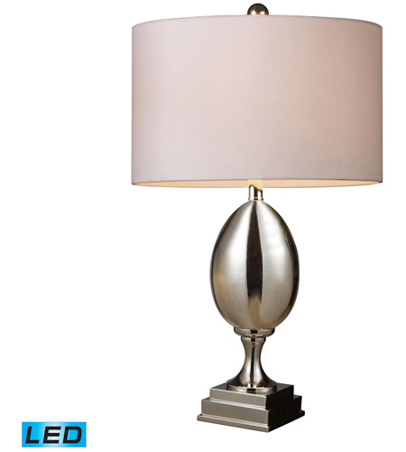 Dimond Lighting Glass/Chrome Table Lamps