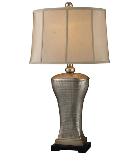 Dimond Lighting D1431 Lexington 34 inch 150 watt Silver Lake Table Lamp Portable Light in Incandescent photo