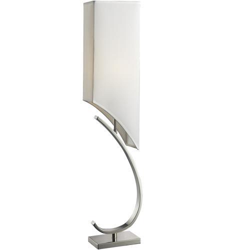 Dimond lighting d2005 appleton 36 inch 100 watt polished nickel dimond lighting d2005 appleton 36 inch 100 watt polished nickel table lamp portable light in incandescent aloadofball Choice Image