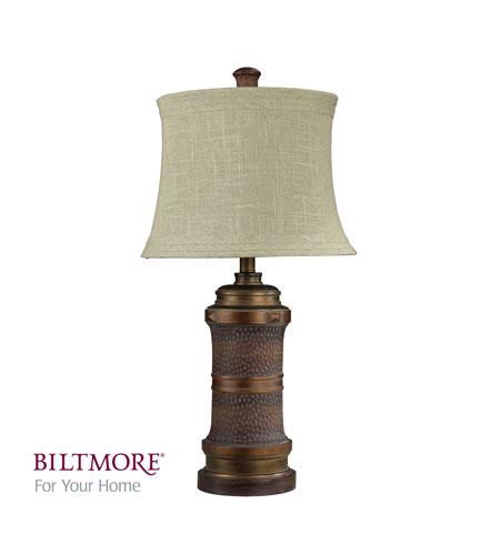 Dimond Biltmore For Your Home Billiard 1 Light Table Lamp In Frazer Bronze D2027
