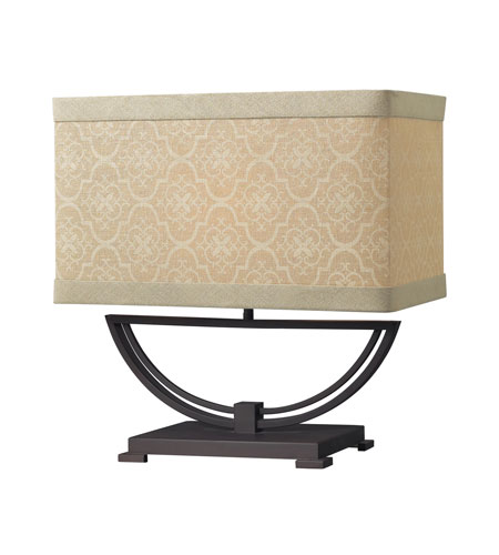 Dimond Sailsbury 1 Light Table Lamp in Dark Bronze D2139 photo