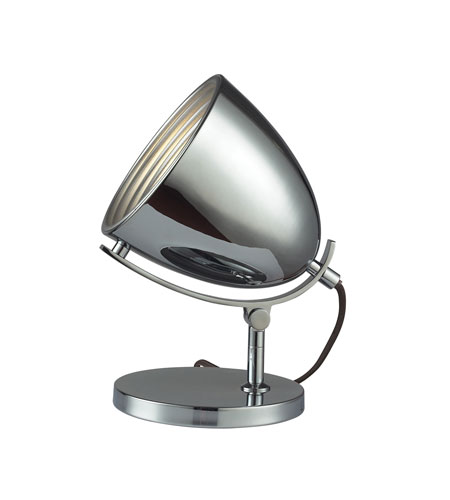 Dimond Arlington 1 Light Task Lamp in Chrome D2184 photo