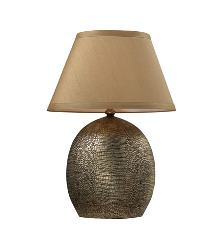 Dimond Gilead 1 Light Table Lamp in Meknes Bronze D2221 photo