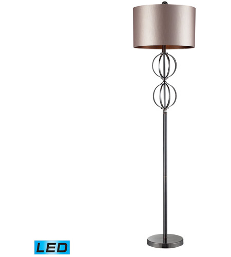 Dimond Lighting D2223-LED Danforth 63 inch 13.5 watt Coffee Plating Floor Lamp Portable Light in LED photo
