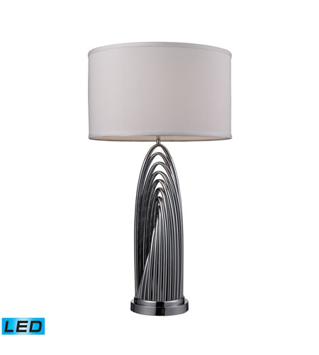 Dimond Lighting Perryton 1 Light Table Lamp in Chrome D2321-LED photo