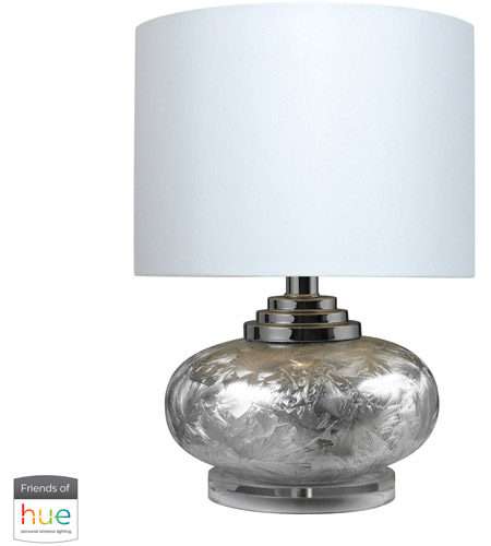 Metallic Frost Acrylic Table Lamps