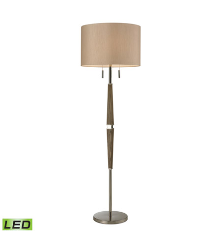 Dimond Lighting D2441-LED Jorgensen 20 inch 9.5 watt Wood and ...