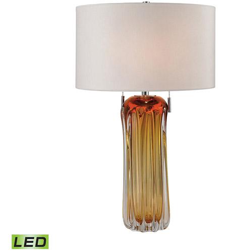 Dimond lighting d2660w led ferrara 25 inch 95 watt amber table lamp dimond lighting d2660w led ferrara 25 inch 95 watt amber table lamp portable light in led aloadofball Image collections
