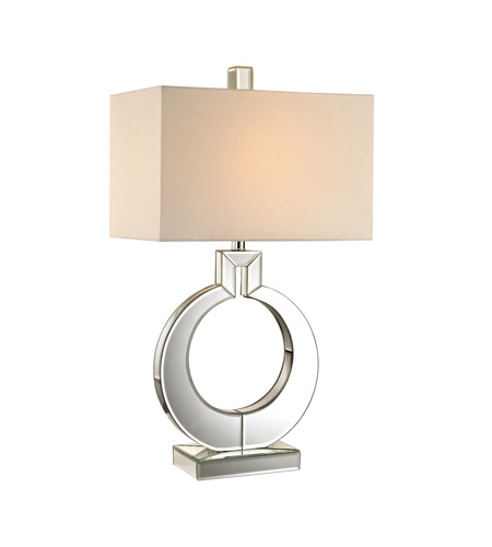 Omega 30 Inch 150 Watt Mirror Table Lamp Portable Light In