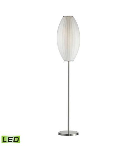 Dimond Lighting D2887-LED Rain Cloud 64 inch 9.5 watt Brushed Steel ...