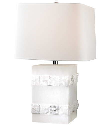 Dimond lighting d2900 mystery cube 26 inch 150 watt alabaster table dimond lighting d2900 mystery cube 26 inch 150 watt alabaster table lamp portable light in incandescent mozeypictures Choice Image