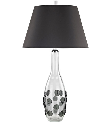 Confiserie 30 Inch 150 Watt Grey Table Lamp Portable Light