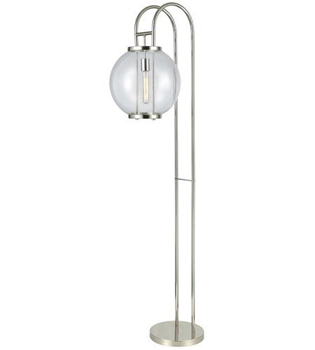 Dimond Lighting D3263 Orboculum 67 inch 100 watt Aged Pewter Floor ...