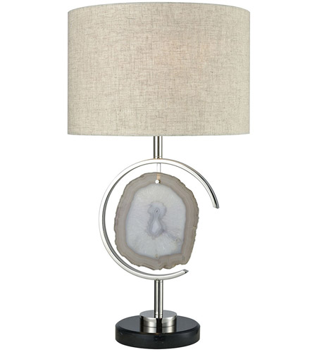 Dimond Lighting D3556 Geodesynchronous 27 Inch Polished Nickel With