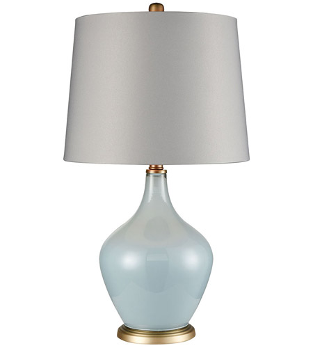 Dimond Lighting D3623 Crown Ether 25 Inch Delphinium Blue And