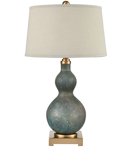 Dimond Lighting D3642 Xuclar 30 Inch Cafe Bronze Table Lamp Portable Light
