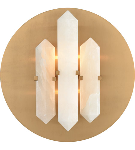 Dimond lighting d3690 annees folles 2 light 14 inch white and aged dimond lighting d3690 annees folles 2 light 14 inch white and aged brass wall sconce wall light aloadofball Choice Image