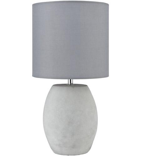 Dimond Lighting D3845 Smolder 14 Inch 40 Watt Polished Concrete