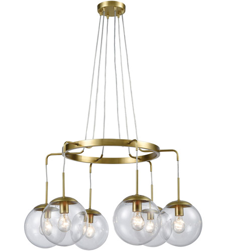 Dimond Lighting Glass Chandeliers