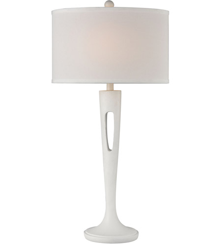 Dimond Lighting Matte White Table Lamps