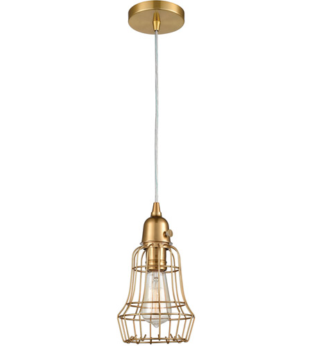 Dimond Lighting Aged Brass Pendants