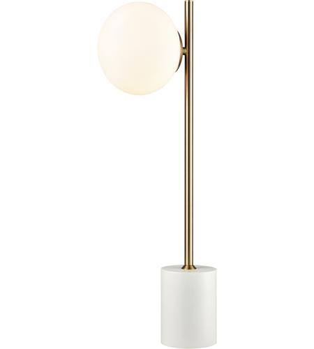 Moondance 22 Inch 40 Watt Aged Br Table Lamp Portable Light