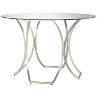 Dimond Lighting Clooney Entry Table in Champagne Gold 1114-223