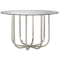 Dimond Lighting Nest Entry Table in Champagne Gold 1114-226