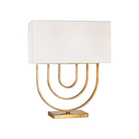 Dimond Munich 1 Light Table Lamp in Gold Leaf 1141-003
