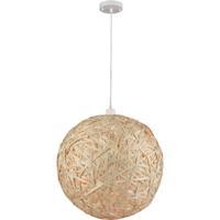 Dimond Lighting 1223-029 Sirocco 1 Light 20 inch Natural Pendant Ceiling Light