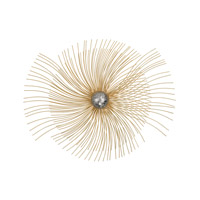 Dimond Home Motion Captured Metal Wall Decor in Gold and Silver Metal 153-005