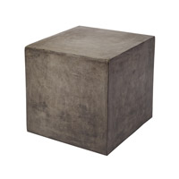 Dimond Home Cube Planter in Concrete 157-008