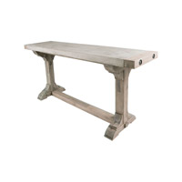 Dimond Pirate Table in Waxed Atlantic 157-020