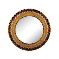Dimond Home Starburst Mirror in Color MDF and Glass 163-003