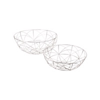 Lazy Susan by Dimond Signature Dish in Silver 225037