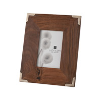 Lazy Susan by Dimond Shesham Frame in Brown 262009