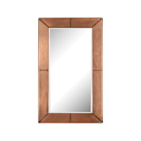 Frame With Nail Head 74 X 43 inch Copper Wall Mirror Home Decor