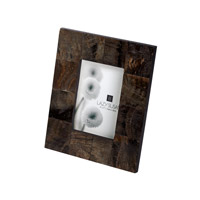 Lazy Susan by Dimond Buffalo Frame in Brown 344006