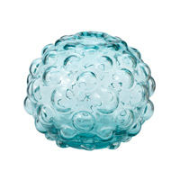 Lazy Susan by Dimond Signature Vase in Blue 464015