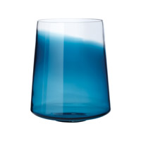 Lazy Susan by Dimond Macaw Vase in Blue 464039