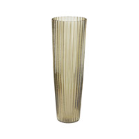 Lazy Susan by Dimond Signature Vase in Champagne Gold 464050