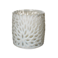 Lazy Susan by Dimond Signature Votive in White 464056