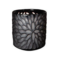 Lazy Susan by Dimond Signature Votive in Black   464058