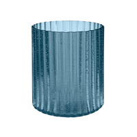 Lazy Susan by Dimond Marine Votive in Blue 464067