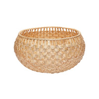 Fish Scale Natural Basket