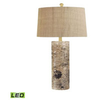 Dimond Lighting 500-LED Aspen Bark 30 inch 9.5 watt Natural Table Lamp Portable Light