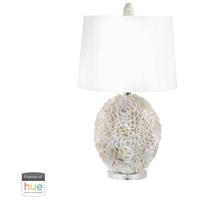 Dimond Lighting 505-HUE-B Shell 26 inch 60 watt Natural Table Lamp Portable Light