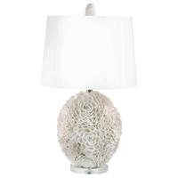 Dimond Lighting 505 Shell 26 inch 1 watt Natural Table Lamp Portable Light in Incandescent