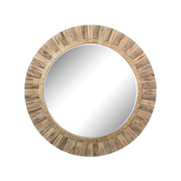 Dimond Home Signature Mirror in Natural Drift Wood Mirror and Wood 51-10163